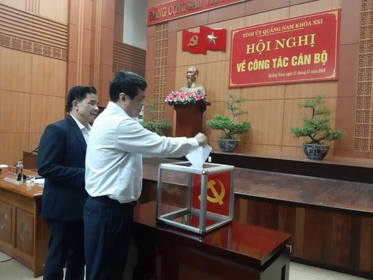 Ông Lê Trí Thanh giữ chức Phó Bí thư Quảng Nam - Ảnh 2.
