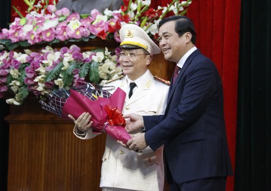 Quảng Nam có tân Giám đốc Công an 52 tuổi - Ảnh 2.