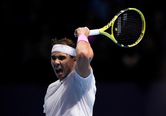 Bị chấn thương, Nadal đành thất thủ trước ĐKVĐ ATP Finals - Ảnh 1.