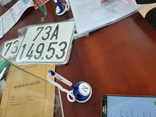 Xôn xao thông tin chủ nhân ở Quảng Bình bốc biển số 73A-149.53 - Ảnh 1.