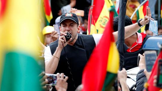 Lo cựu tổng thống Bolivia bị nguy hiểm tính mạng, Mexico cho phép tị nạn - Ảnh 3.