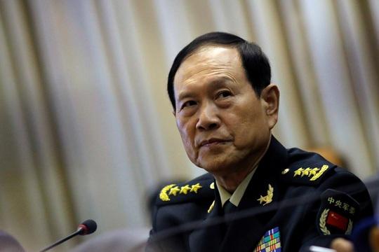 Nói Mỹ phô trương sức mạnh, chính Trung Quốc điều tàu sân bay tới biển Đông - Ảnh 2.