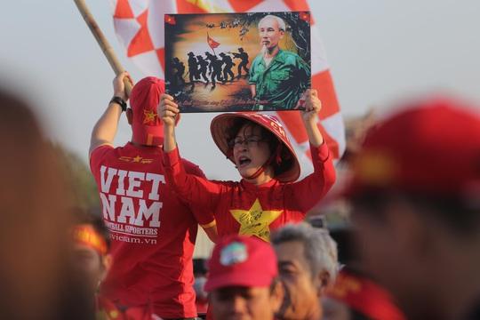 Việt Nam - Thái Lan: Kịch tính, vẫn bất phân thắng bại - Ảnh 12.