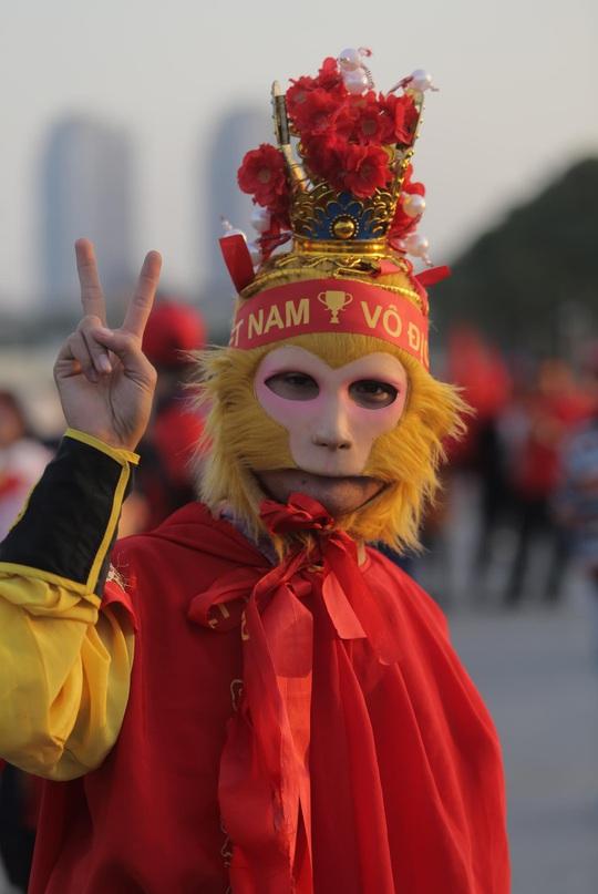 Việt Nam - Thái Lan: Kịch tính, vẫn bất phân thắng bại - Ảnh 16.