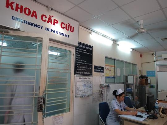 Nữ điều dưỡng bị đánh nhập viện: Công an lấy lời khai người hành hung - Ảnh 1.