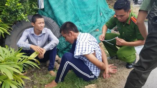 Hàng trăm cảnh sát truy bắt 119 học viên cai nghiện trốn trại - Ảnh 1.