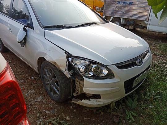 Cán bộ TP Thanh Hóa điều khiển ôtô gây tai nạn cho nữ sinh lớp 9 rồi bỏ trốn - Ảnh 3.