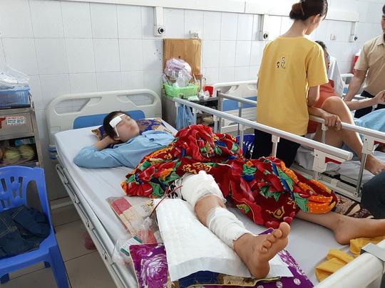 Cán bộ TP Thanh Hóa điều khiển ôtô gây tai nạn cho nữ sinh lớp 9 rồi bỏ trốn - Ảnh 1.