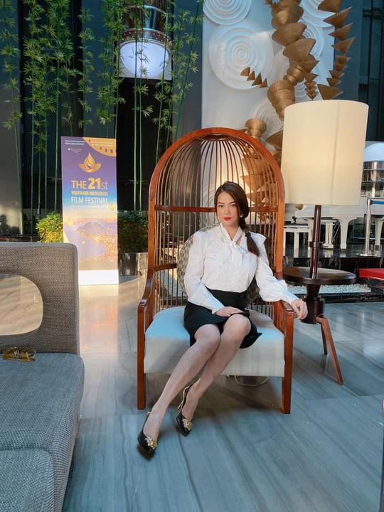 Trương Ngọc Ánh lần đầu làm giám khảo Liên hoan Phim Việt Nam - Ảnh 3.