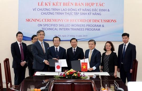 Thúc đẩy hợp tác đưa lao động Việt Nam sang Nhật Bản - Ảnh 1.