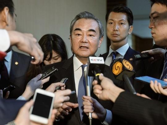 Trung Quốc lên tiếng về kết quả bầu cử Hồng Kông - Ảnh 1.