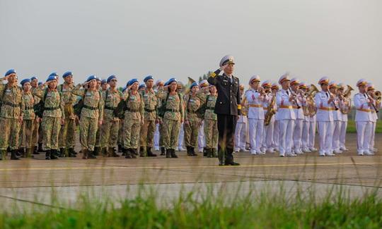 Cận cảnh ngựa thồ C-17 đưa bệnh viện dã chiến sang Nam Sudan làm nhiệm vụ gìn giữ hòa bình - Ảnh 6.
