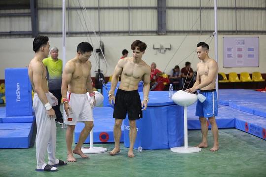 Thể dục dụng cụ Việt Nam bước vào chiến djch săn vàng - Ảnh 2.