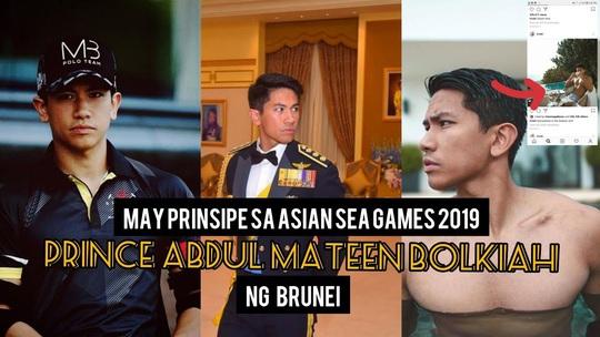 Có một Hoàng tử thực sự đang thi đấu tại SEA Games 30 - Ảnh 2.