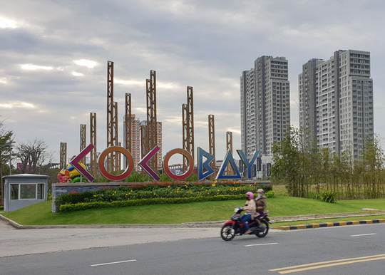 Đà Nẵng đã cấp phép xây dựng hơn 7.500 condotel - Ảnh 1.
