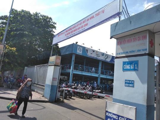 Kịch bản Giang hồ truy sát vào tận bên trong Bệnh viện Gia Định - TP HCM - Ảnh 1.