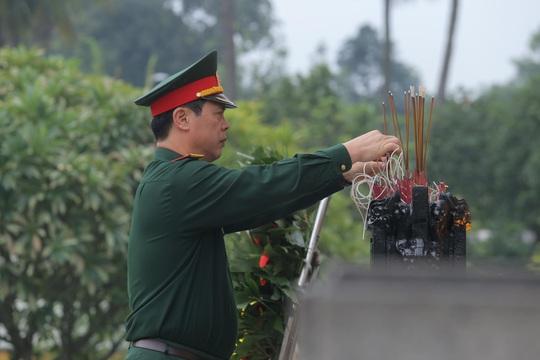 Báo công dâng Bác của Bệnh viện dã chiến trước khi lên đường gìn giữ hòa bình LHQ - Ảnh 3.
