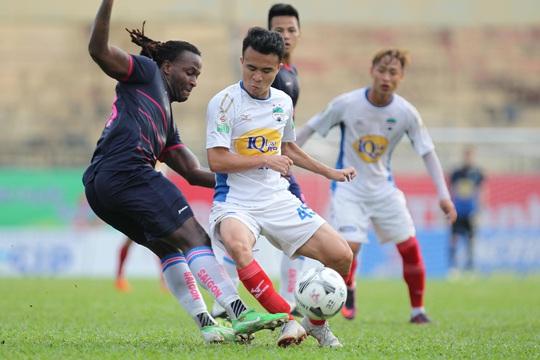U20 Việt Nam đua tài tại Cúp quốc tế Truyền hình Bình Dương 2019 - Ảnh 1.