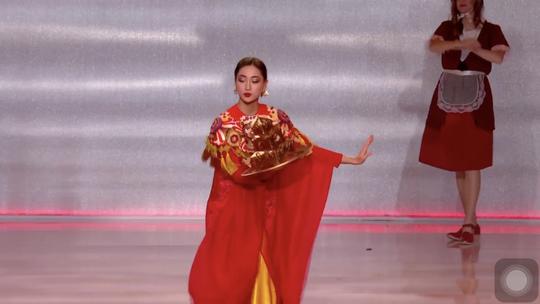 Người đẹp Jamaica đăng quang Hoa hậu Thế giới, Lương Thùy Linh vào Top 12 - Ảnh 1.