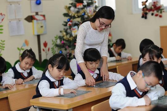 Từ ngày 1-7, sẽ không tuyển dụng giáo viên có bằng trung cấp - Ảnh 1.