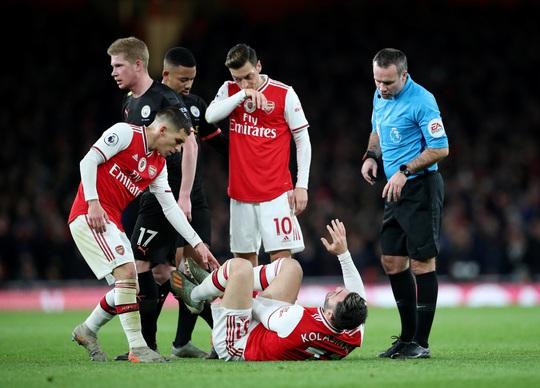 Sao Bỉ chói sáng, Man City đè bẹp Arsenal tại Emirates - Ảnh 5.