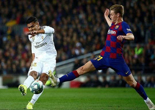 Messi nhạt nhòa, Barcelona bị cầm hòa Siêu kinh điển - Ảnh 5.