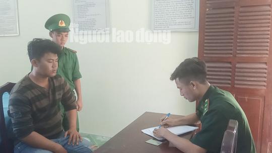 Tài xế quê Cần Thơ chở 6.000 gói thuốc lá lậu ra Phú Quốc - Ảnh 1.