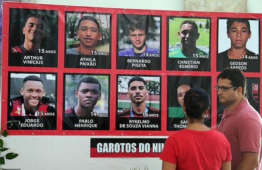 Flamengo: Từ 10 cầu thủ trẻ chết cháy đến trận chung kết World Cup - Ảnh 1.