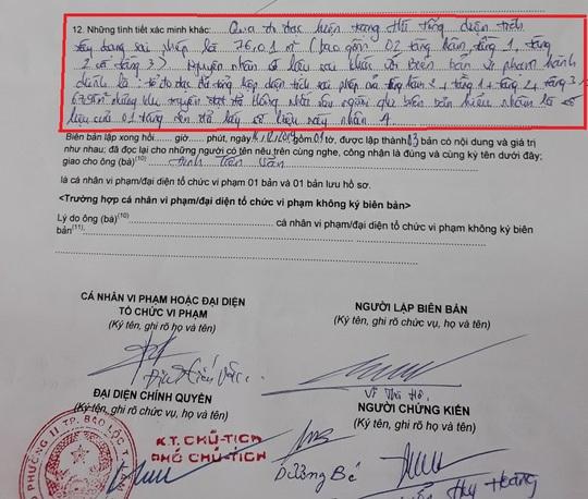 Thay đổi bất ngờ vụ Giám đốc BHXH xây nhà sai phép: Chủ tịch Bảo Lộc nói gì? - Ảnh 1.