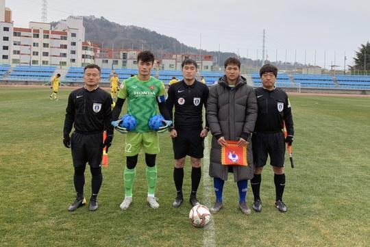 Hà Đức Chinh, Hoàng Đức giúp U23 Việt Nam ngược dòng thắng trên đất Hàn Quốc - Ảnh 2.