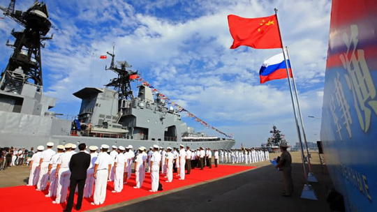 Nga biết Trung Quốc nhái thiết bị quân sự nhưng vẫn phải mắt nhắm mắt mở - Ảnh 2.