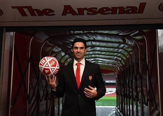 Mikel Arteta ngồi ghế nóng Arsenal, tự tin đưa Pháo thủ trở lại - Ảnh 6.
