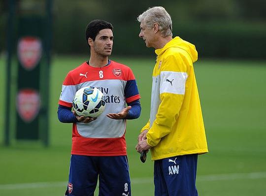 Mikel Arteta ngồi ghế nóng Arsenal, tự tin đưa Pháo thủ trở lại - Ảnh 3.