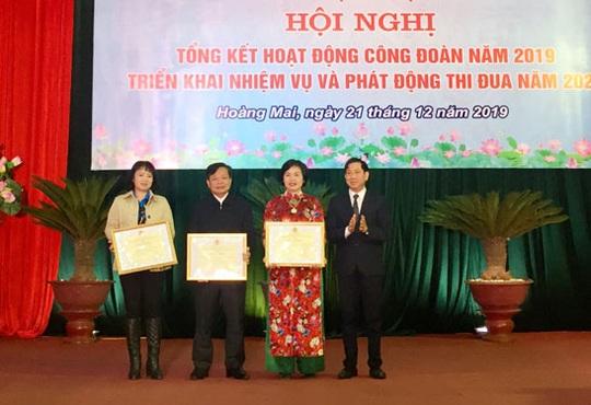 Hà Nội: 72% đơn vị tổ chức hội nghị người lao động - Ảnh 1.