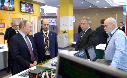 Nga quyết tự chủ về internet - Ảnh 1.