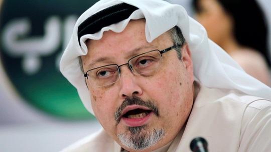 Vụ giết nhà báo Khashoggi: Năm người đền mạng - Ảnh 1.