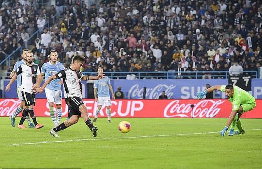 Juventus thua Siêu cúp Ý, Ronaldo vuột chiếc cúp thứ 30 trong sự nghiệp - Ảnh 4.
