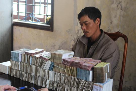 Siêu trộm đột vòm khoắng gần 1 tỉ đồng - Ảnh 2.