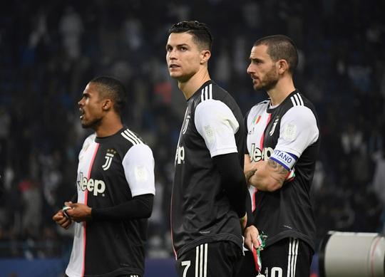 Juventus thua Siêu cúp Ý, Ronaldo vuột chiếc cúp thứ 30 trong sự nghiệp - Ảnh 7.
