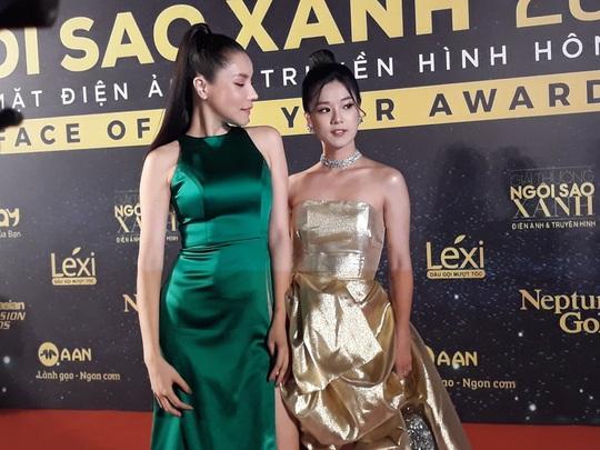 Hai Phượng Ngô Thanh Vân được vinh danh tại Ngôi sao xanh   - Ảnh 6.