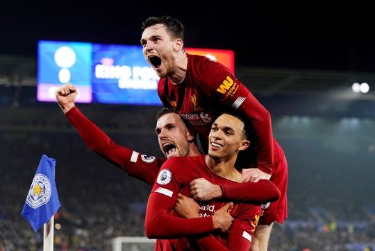 Leicester tặng quà, Liverpool giành ngôi vô địch mùa Đông - Ảnh 6.