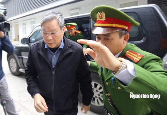 Nguyễn Bắc Son bị tuyên phạt án chung thân - Ảnh 5.