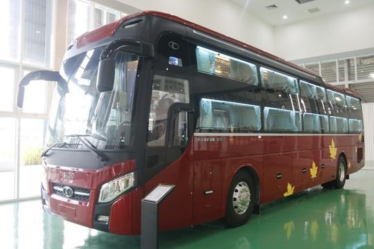 THACO xuất lô hàng xe bus thương hiệu Việt đầu tiên sang Philippines - Ảnh 4.