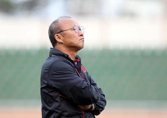 HLV Park Hang-seo: Chỉ cần thất bại, mọi thứ sẽ sớm tan biến - Ảnh 2.