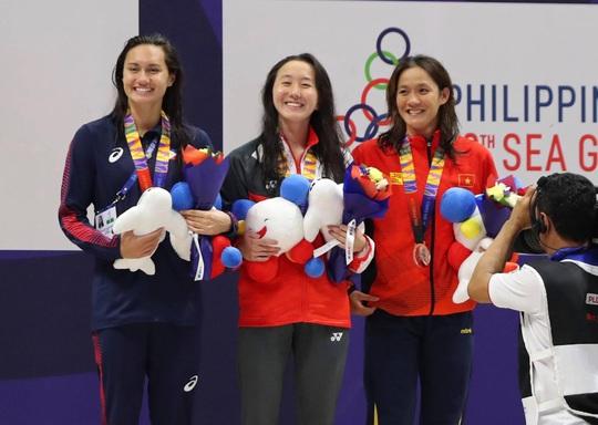 Huy Hoàng và Ánh Viên mang vàng SEA Games về cho Việt Nam - Ảnh 20.