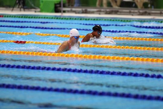 Huy Hoàng và Ánh Viên mang vàng SEA Games về cho Việt Nam - Ảnh 2.