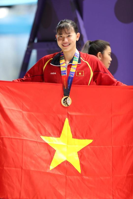 Huy Hoàng và Ánh Viên mang vàng SEA Games về cho Việt Nam - Ảnh 3.