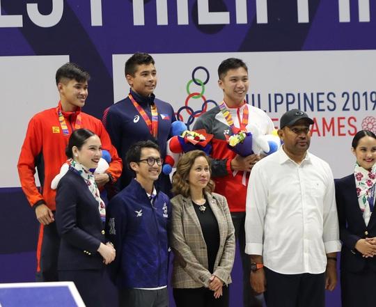 Huy Hoàng và Ánh Viên mang vàng SEA Games về cho Việt Nam - Ảnh 8.