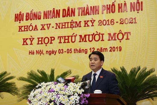 Giám đốc Sở Tài chính Hà Nội nói sai về giá nước sạch - Ảnh 1.