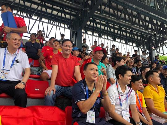 Hoàng Nam - Daniel Cao Nguyễn gặp nhau trận chung kết đơn nam quần vợt - Ảnh 1.